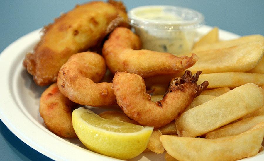 Seafood Restaurant Fish Market